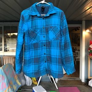 The North Face Insulated Flannel Jacket